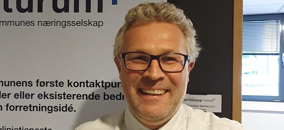 Bjørn Erik Rønhaug